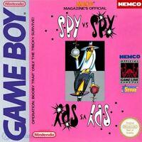Nintendo GameBoy Spiel - Spy vs. Spy Modul