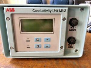 ABB Conductivity Unit Analyser Test Set Equipment Mk 2 5912051 6625-99-315-0086