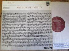 SAL 3473 Bach Sonata No. 2 / Partita No. 2 / Arthur Grumiaux P/S
