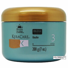 KeraCare Dry and Itchy Scalp Glossifier 7 oz / 200 g with Free Gift