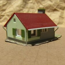 CLASSIC ~ RANCH HOUSE by FALLER ~ Mayhayred Trains N Scale Lot