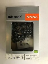 NEW STIHL CHAINSAW CHAIN SAW 12 in. 61pmm3 44 3/8p .43 gauge 44 12 INCH BLADE
