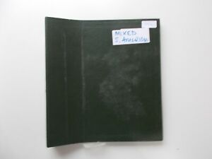 South America - Mint & used collection in old 22-ring album. See pics below.