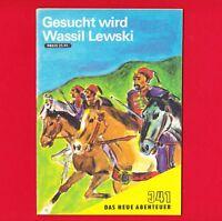 DDR Das neue Abenteuer Nr. 341 Gesucht wird Wassil Lewski 1975