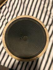 "Celestion Pulsonic 10"" 7442 16Ohm Speaker 1968"