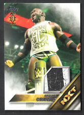 WWE 2016 by TOPPS Relic Card: SUPERSTAR APOLLO CREWS SHIRT (#192/299) TWO COLORS