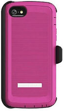 New Body Glove Tough Suit Case w/ Holster Belt Clip for iPhone 5 / 5S - Se Pink!