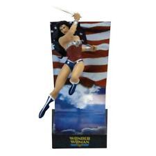 DC Comics Wonder Woman Premium Motion Statue by Factory Entertainment NEW Ltd Ed