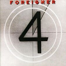 FOREIGNER - 4 - Mini LP - CD