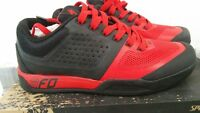 Specialized 2FO Flat MTB Bike Shoes - black/red - New in a box