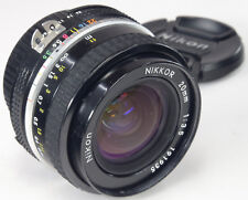 Nikkor Nikon AI 20 mm 3.5
