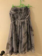 Miss Shop Strapless Dress Formal Cocktail Dress Size 10