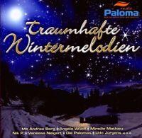 TRAUMHAFTE WINTERMELODIEN 2 CD UDO JÜRGENS UVM NEU