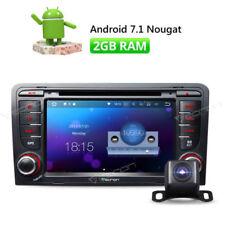 Autoradios et façades android pour véhicule Audi GPS