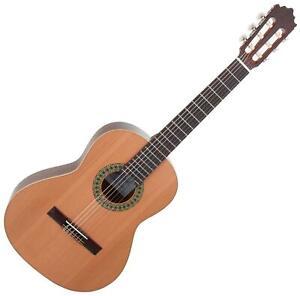 DISCOUNT Antonio Calida GC201S 3/4 Konzertgitarre natur mat