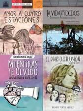 Amor a 4 Estaciones Mientras Te olvido El Diario De Una Ilusion Pack 4 Nacarid