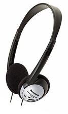 Panasonic Lightweight Headphones with XBS Port