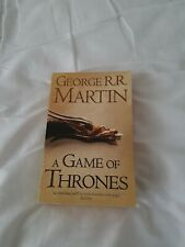 Game Of Thrones Paperback Book