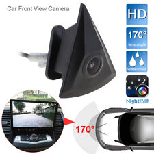 HD Car Front View Camera Night Vision 170° Logo Embedded Fit For VW Golf Passat