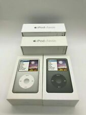 🔥New Apple iPod Classic 7th Generation 160GB Black Silver Mp3 Player Sealed🔥