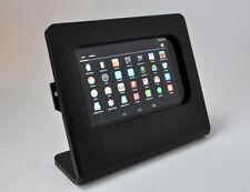 Samsung Galaxy Tab 3 7.0 Black Desktop Stand for Kiosk, Show Store Display Pos