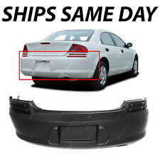 NEW Primered - Bumper Cover Replacement for 2001-2006 Dodge Stratus 4 Door Sedan