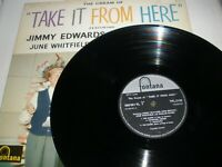 """The Cream Of """"Take It From Here"""" Jimmy Edwards Dick Bentley fontana TFL.5103"""