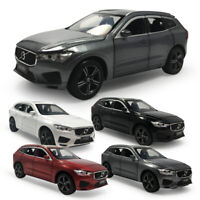 XC60 2019 Off-road SUV 1:32 Scale Model Car Diecast Gift Toy Vehicle Kids