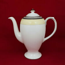More details for royal doulton archive langley pattern coffee pot h5272