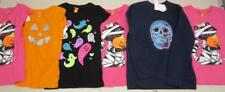 Set of 5 Kids M (7/8) Halloween Shirts and 1 M (8-10) Sweatshirt Fall Pumpkin