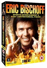 WWE Eric Bischoff Sports Entertainments Most Controversial Figure 3 Disc DVD Set