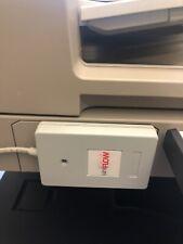 Uniflow Canon photocopier Card reader
