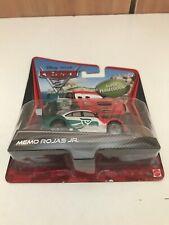 Disney Pixar Cars MEMO ROJAS JR mexicain Racer Diecast 1:55 Super Chase 1 de 2000