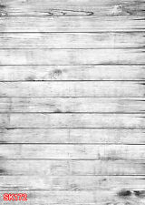 WOOD 5x7 FT CP PHOTO SCENIC BACKGROUND BACKDROP SK172