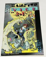 HAMSTER VICE in 3-D Comic # 1 Blackthorne ZOMBIE QUEST 1986 Excellent unread NR