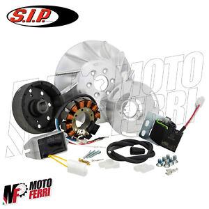MF2056 - ACCENSIONE SIP SPORT 1,6kg ANTICIPO VARIABILE  VESPA PX 125 150 200 GTR