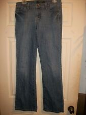 NINE WEST SANTA MONICA BOOT CUT WOMEN'S DENIM JEANS SIZE 8/28
