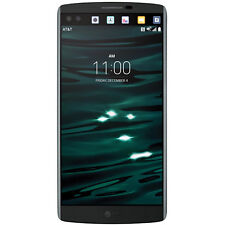 LG V10 H900 64GB - 4G LTE AT&T, T-Mobile MetroPCS Phone - Space Black (Unlocked)