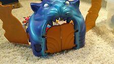 RARE Disney Aladdin Deluxe cave of wonders figure toy playset Abu Sultan Genie