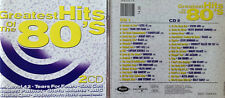 Greatest Hits of the 80`s (2 CD) 2000