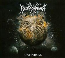 Universal [Digipak] by Borknagar (CD, Mar-2010, 2 Discs, Indie Recordings)