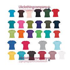 B and C Womens T-Shirts ladies short sleeve Top - sizes xs s m l xl xxl