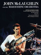 John McLaughlin & the Mahavishnu Orchestra Sheet Music Full Scores Tra 000700146