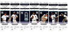 Alex Rodriguez Home Run 595 Yankees 7/1 Ticket Stub HR