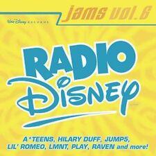 Radio Disney: Kid Jams, Vol. 6 by Disney (CD) Hilary Duff, Raven, Jumps, Play !!