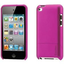 GRIFFIN Outfit Ice Hard Shell Matte Cover Case iPod Touch 4th Gen - Hot Pink