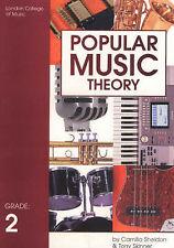 Popular Music Theory, Grade 2 by Tony Skinner, Camilla Sheldon (Paperback, 2001)