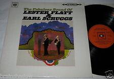 LESTER FLATT & EARL SCRUGGS the fabulous sound of LP CBS Rec. UK 1965 BLUEGRASS