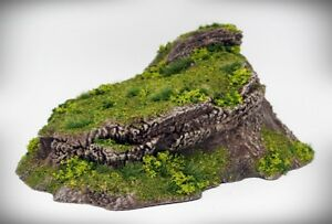 Lookout - Tabletop Wargaming, D&D, RPG 3D printed hill scatter terrain