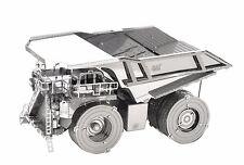 Metal Earth CAT Mining Truck 3D Quality Laser Cut Metal DIY Model Hobby Kit